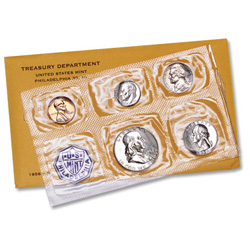 1958 US PROOF SET