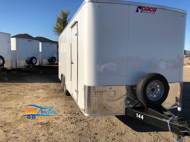 20' enclosed trailer rentals