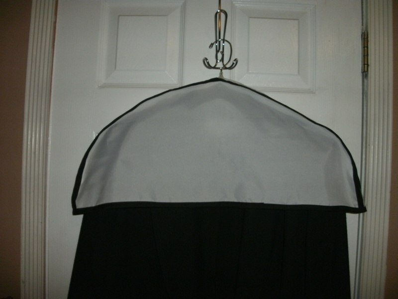 1/4 Dress/Suit Cover