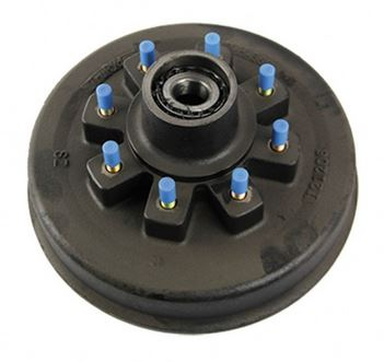 Trailer Brake Drum 8 Lug