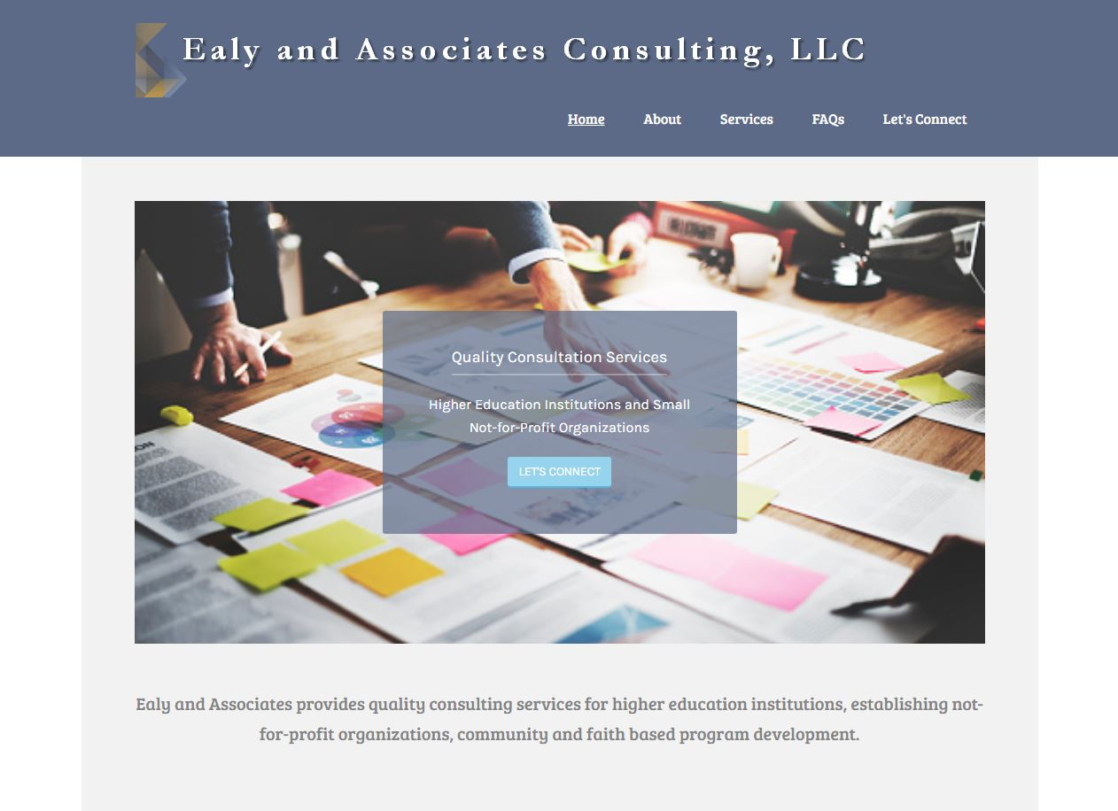 Ealy & Associates Consulting
