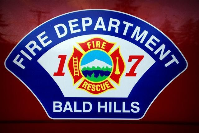 Bald Hills Fire Protection District 17