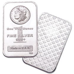 1 OZ SILVER (ROUNDS/BARS)