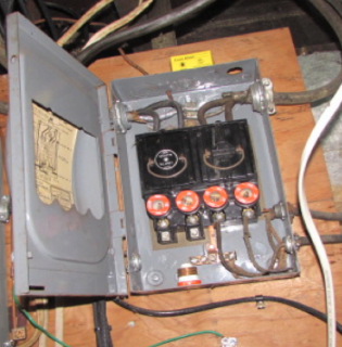 ars inspections real estate inspection company 1995 bmw fuse box fuse box the little e35 before #1