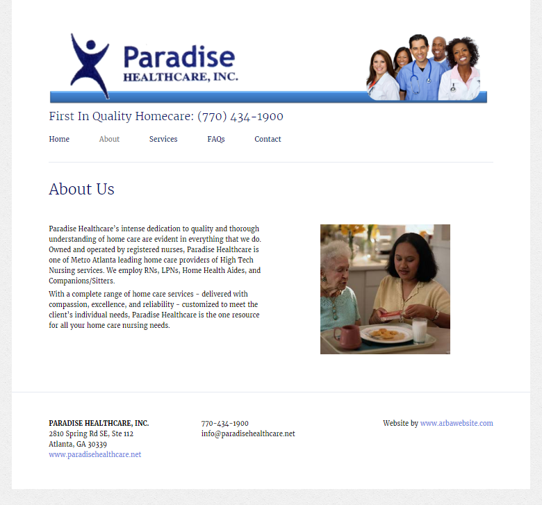 Paradise Healthcare