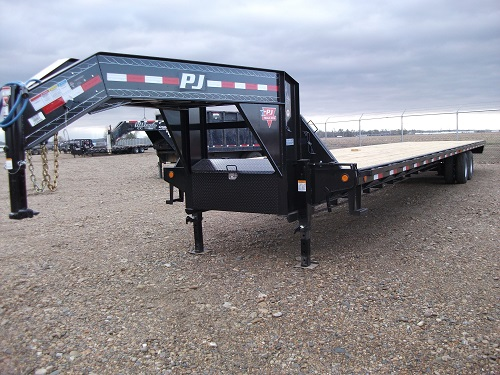 gooseneck, flatbed, trailer, rent