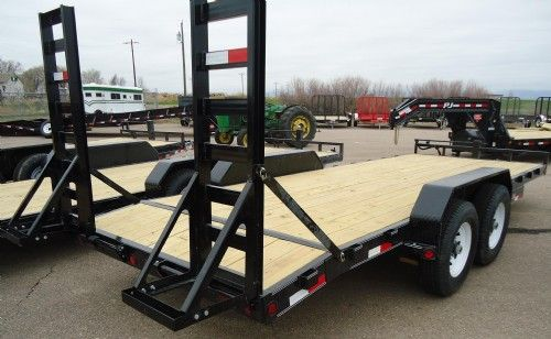 trailer, flatbed, rental
