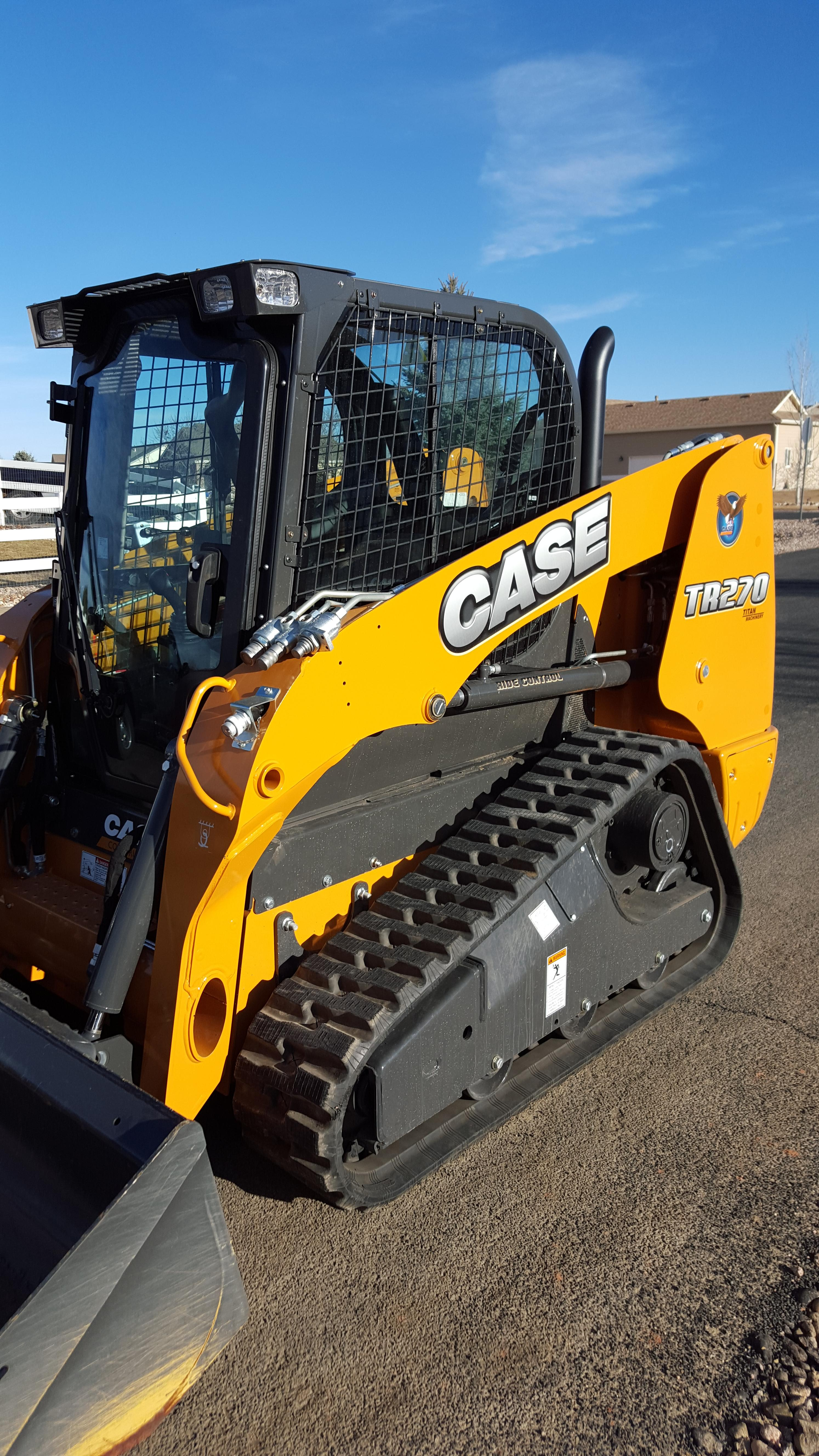 Skid Steer Loaders For Rent 175 Day Loveland Fort