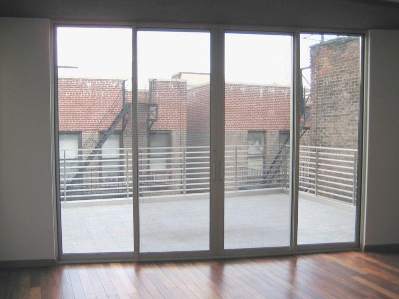 Patio Glass Door Terrace Door