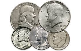 $5 FACE VALUE - CONSTITUTIONAL SILVER