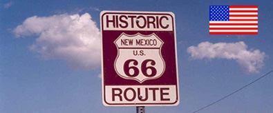 Route 66 - Search Accommodation in the USA