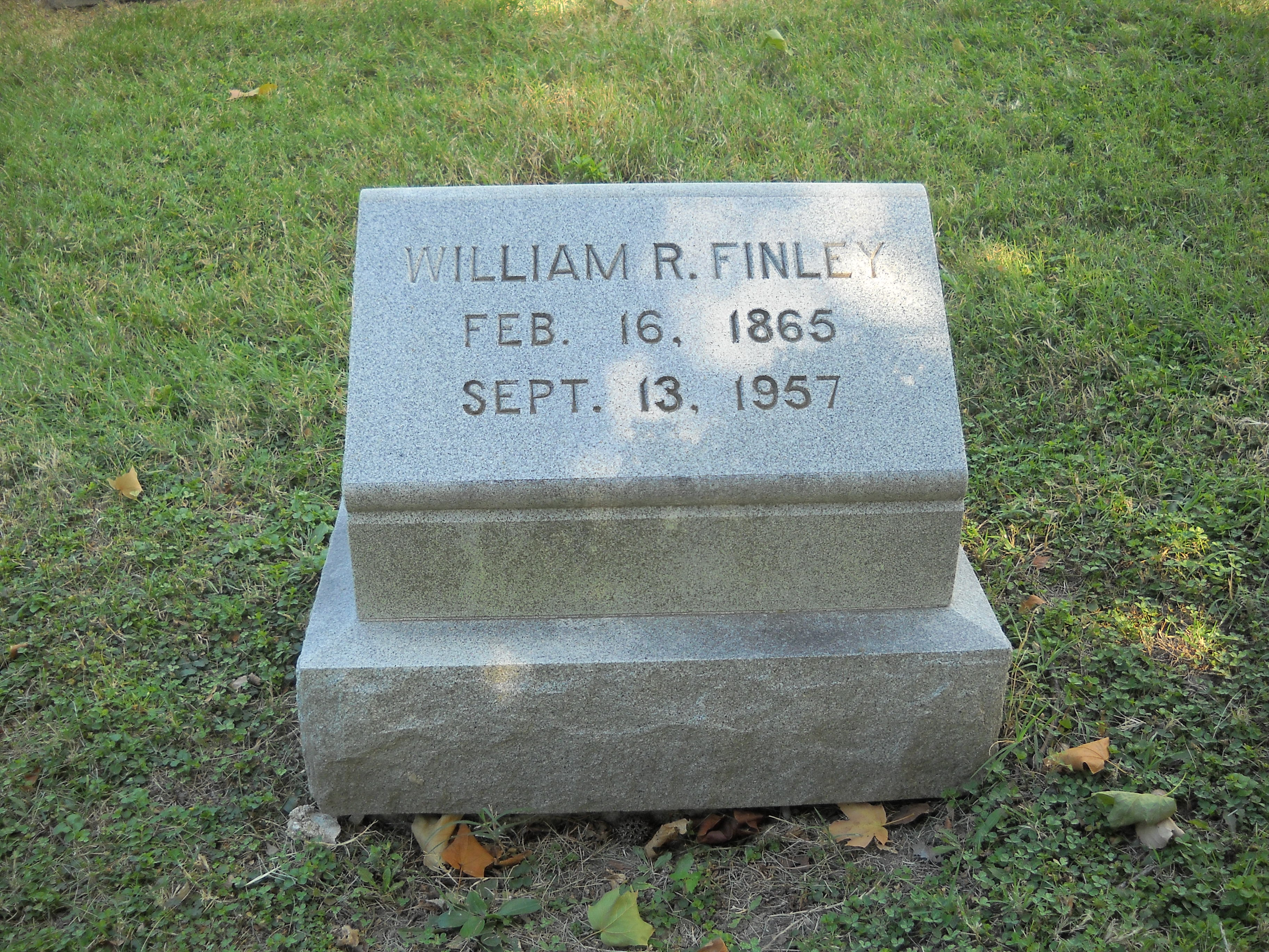 William Finley--BEFORE