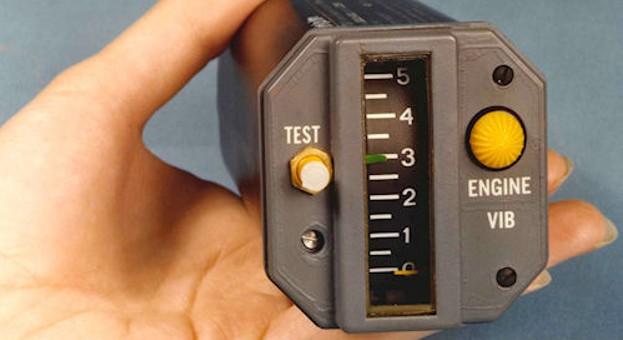 Turbine Engine Vibration Monitoring Systems : Stevi
