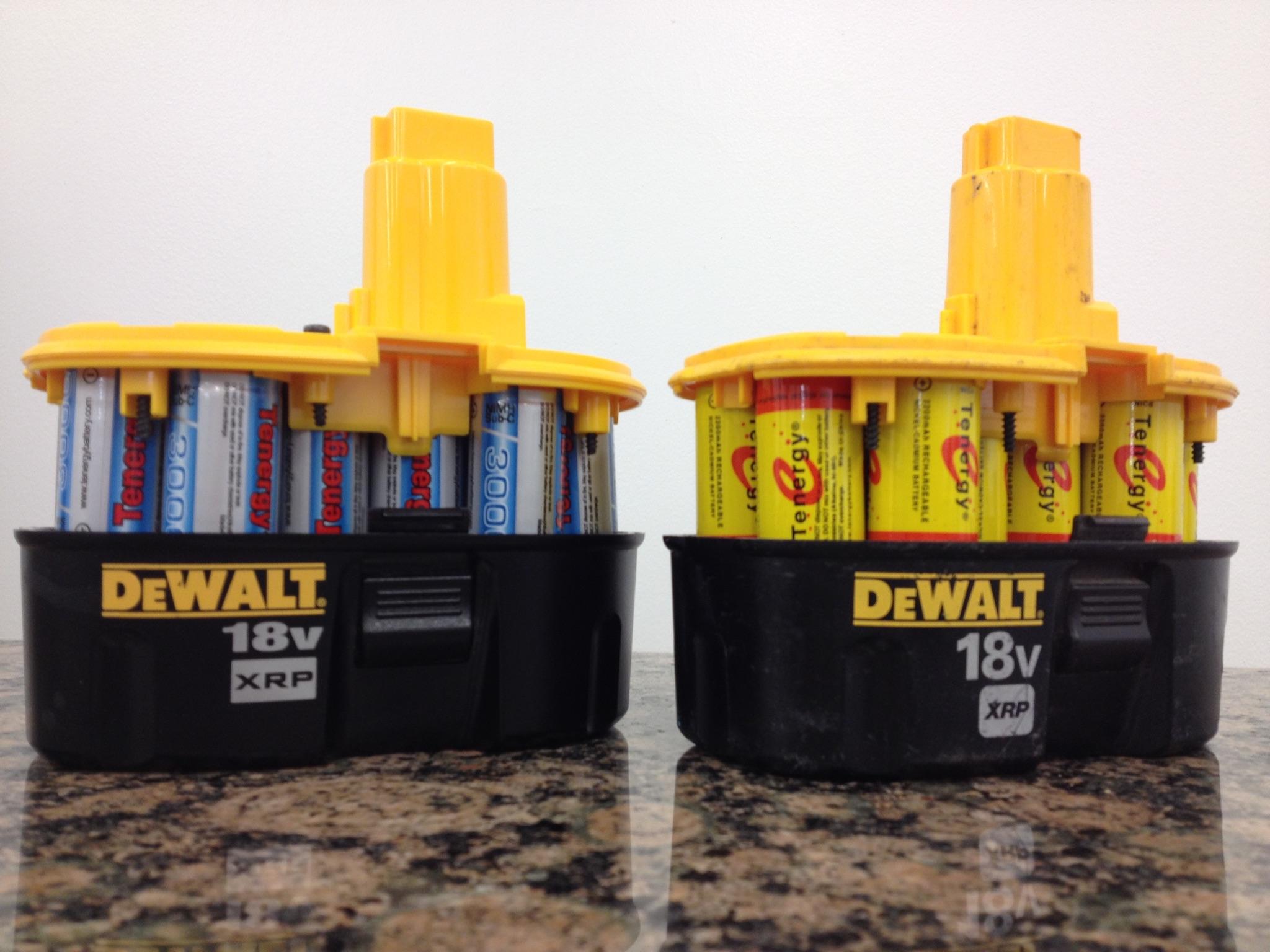18 volt dewalt drill battery. send us your dead battery pack, we\u0027ll rebuild it and back. 18 volt dewalt drill l