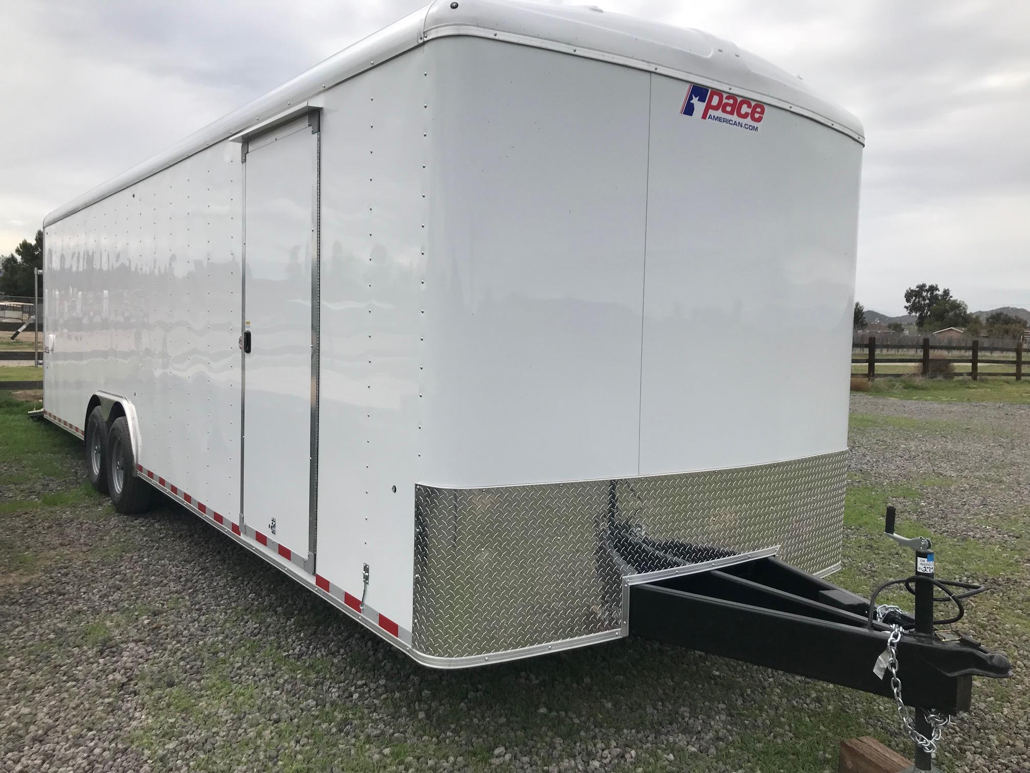 flatbed trailer rental