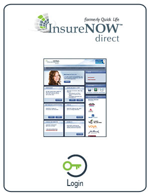 InsureNOW Direct formerly Quick Life Login